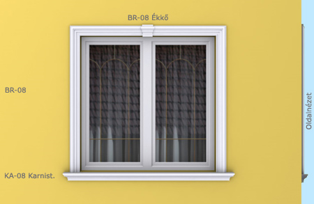Világító ablak árak