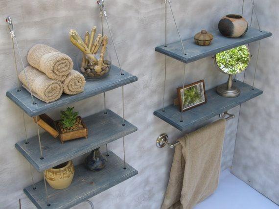 Fürdőszobai tárolási ötletek - Díszléc és LED lámpa Webáruház