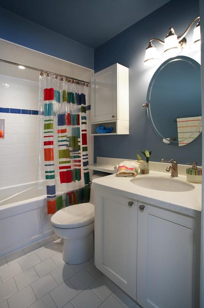 Vidám fürdőszobák kis ráfordítással - Díszléc és LED lámpa Webáruház