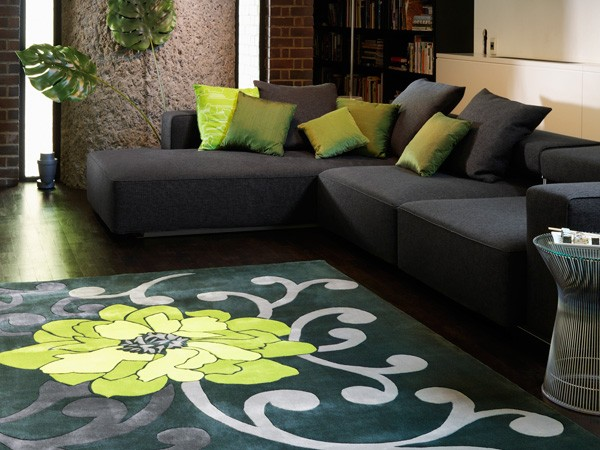 Cimke - szőnyeg