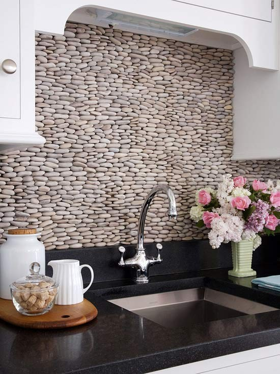Látványos és dekoratív konyhai hátfalak - Díszléc és LED lámpa ...
