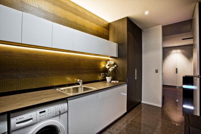 Ledes pultvilágítás a konyhában - Díszléc és LED lámpa Webáruház