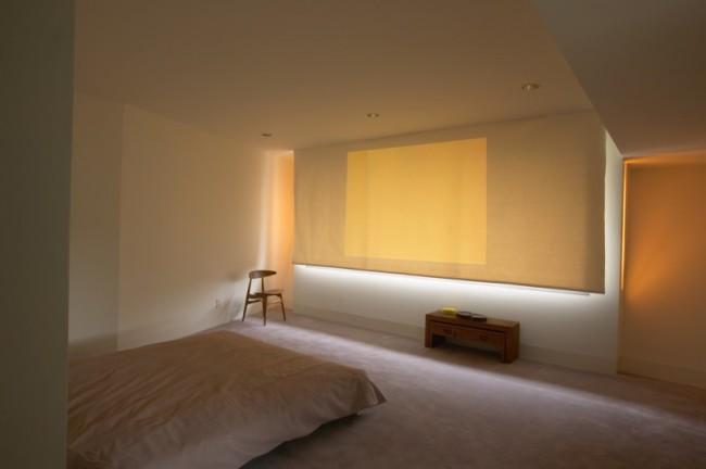 Minimál stílusú hálók - Díszléc és LED lámpa Webáruház