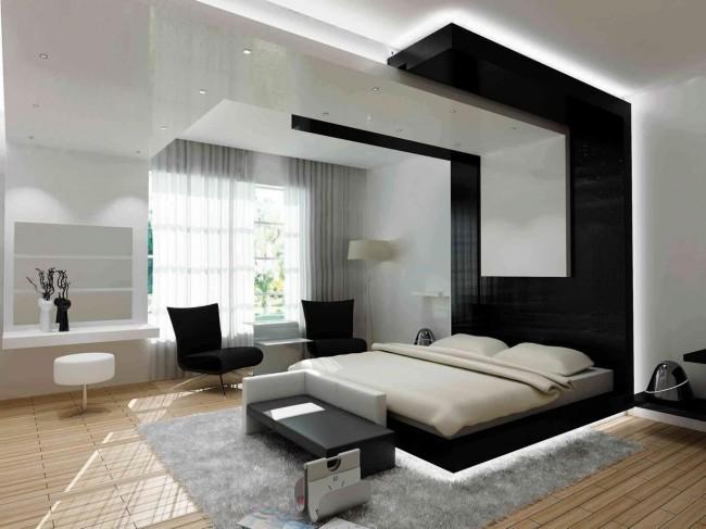 Cimke - blog, hálószoba, LED szalag, led világítás
