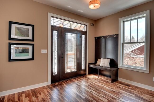 Cimke - hálószoba, nappali
