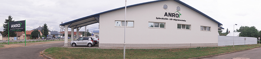 ANRO Lakberendezési és világítástechnikai áruház