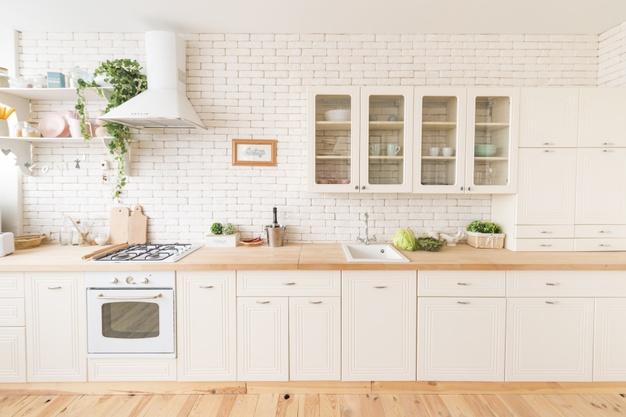 Falburkoló panelek konyhába