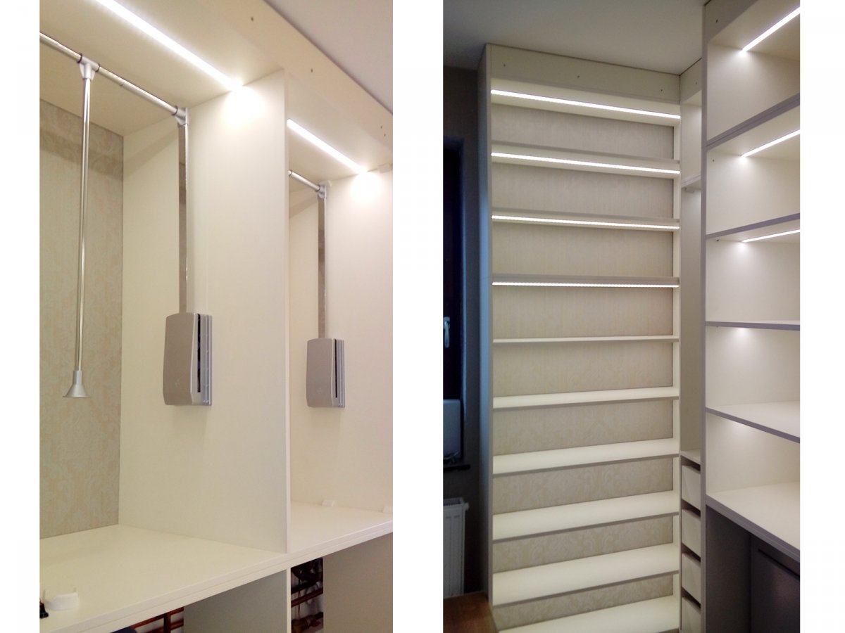 5m LED szalag világítási ötletek