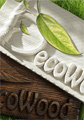 EliteDecor termékkatalógus - DecoWood fa hatású díszek
