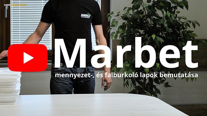 Marbet típusbemutató videó
