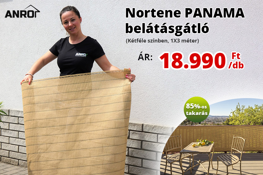 Nortene Panama belátáskorlátozó