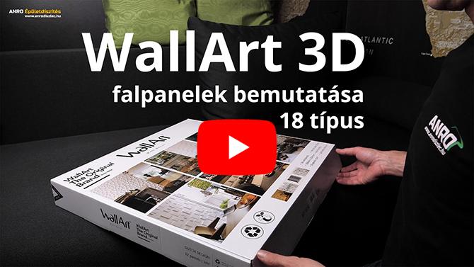 Wallart típusbemutató videó