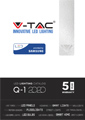 V-TAC termékkatalógus 2020