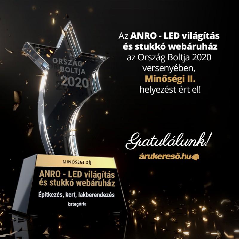 Ország Boltja 2020 nyertes - www.anrodiszlec.hu