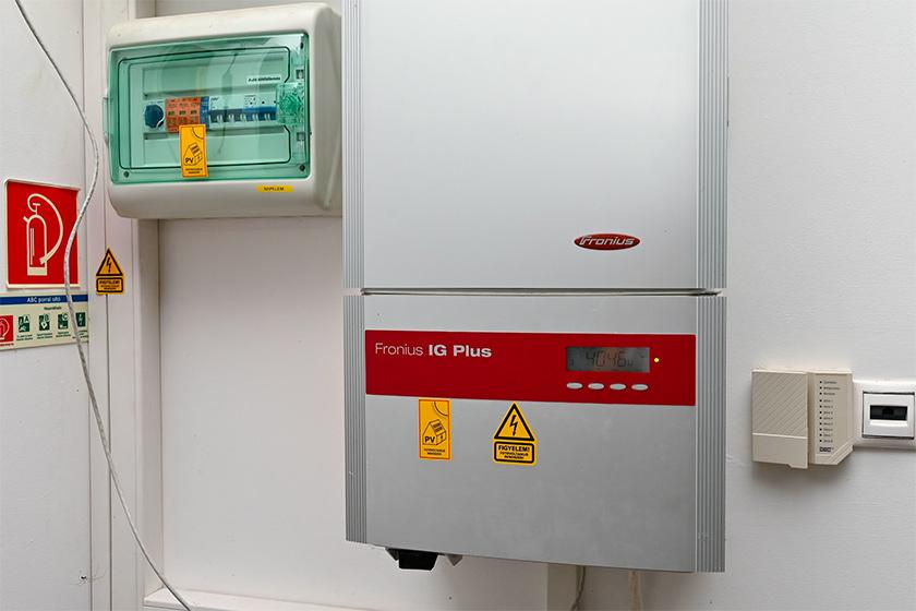 Fronius IG Plus 10 kW inverter