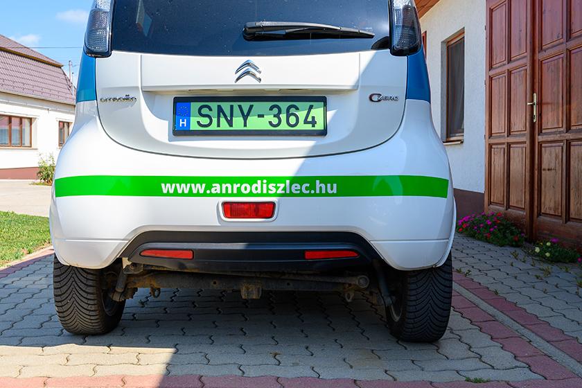Füstmentes közlekedés elektromos autóval