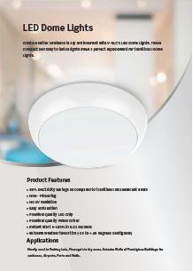 VTAC LED mennyezeti világítás