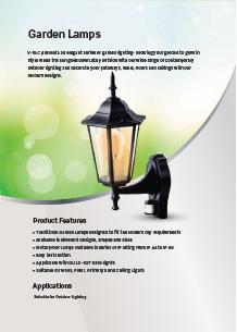 VTAC LED kerti lámpák