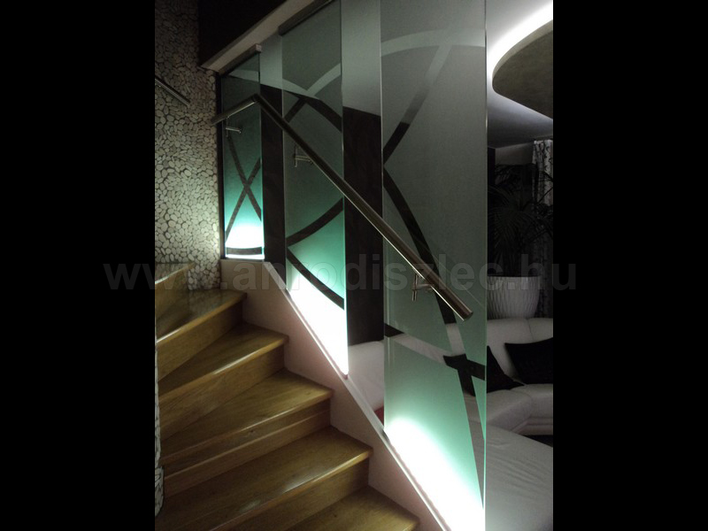 Lépcső világításhoz ötletek 2013. - Díszléc és LED lámpa Webáruház