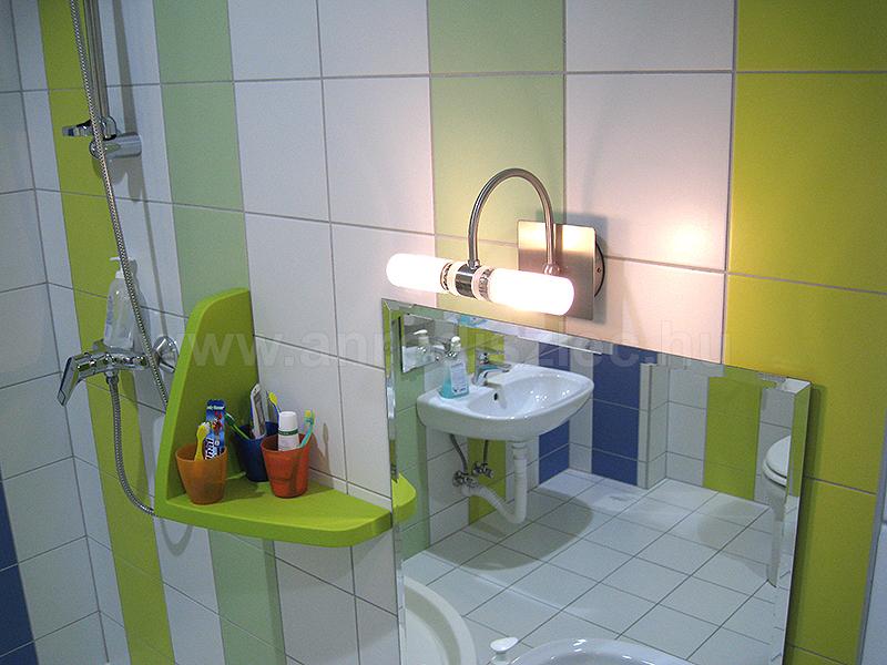 Fürdőszoba - wellness világítás ledekkel - Díszléc és LED lámpa Webáruház