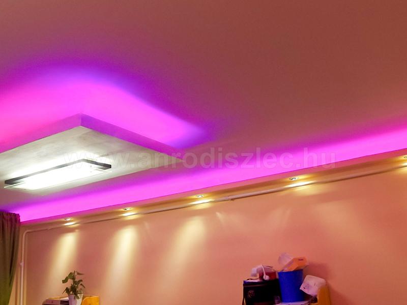 Színszabályozós 5050-030 SMD RGB LED szalag