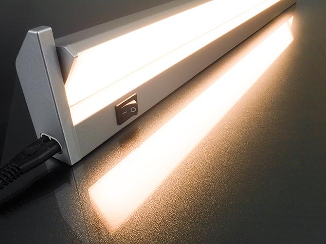 konyhai led lámpa testek