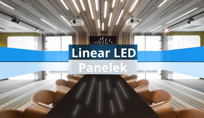 Lineáris LED panel ajánló