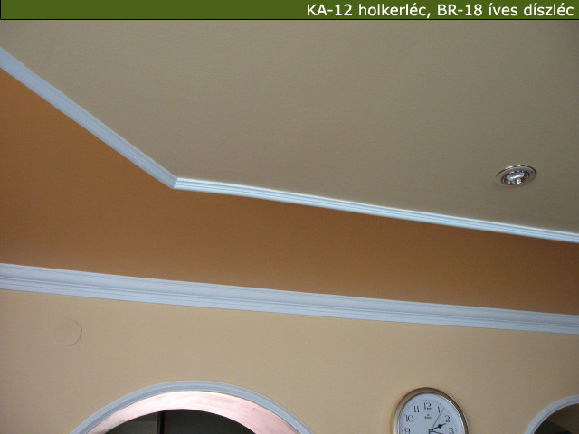 Cornici di polistirolo per soffitti pannelli termoisolanti for Cornici in polistirolo per soffitti