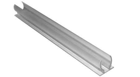 flexibilis fénykábel rögzítő PVC csatorna
