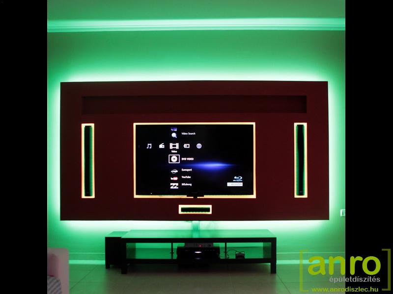 RGB LED csík