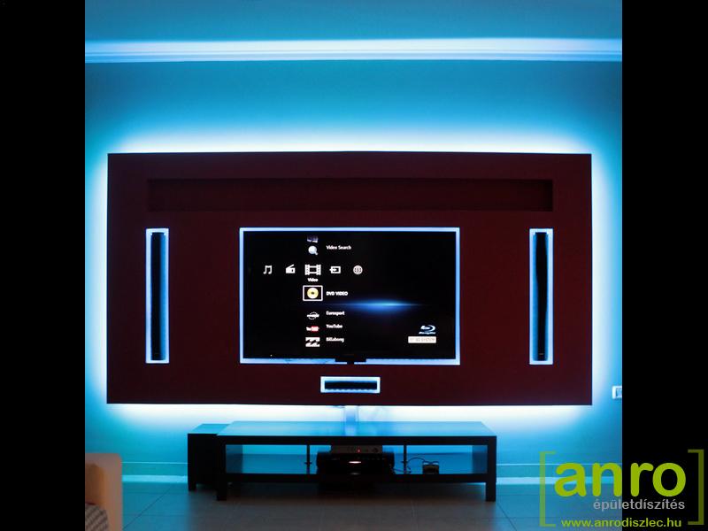 Minőségi LED szalagok RGB színnel