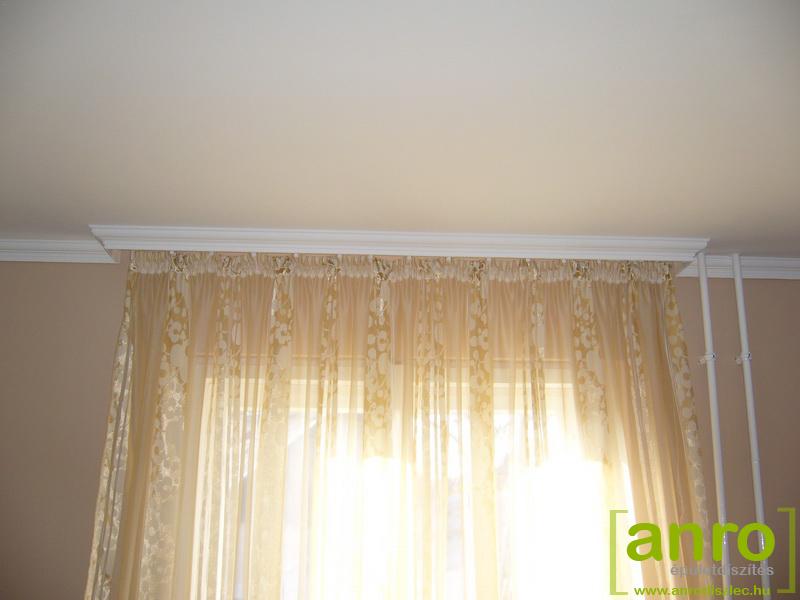 460b5adf2 Függöny és karnis ötletek 2012. - ANRO