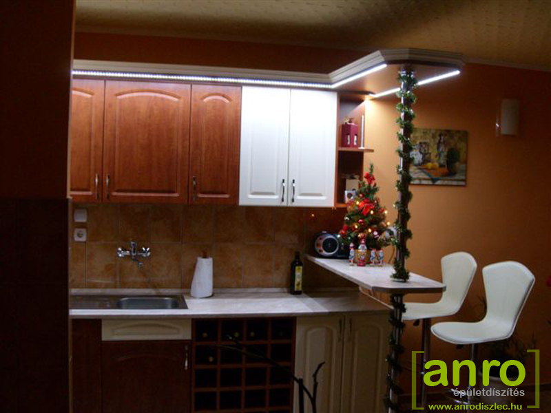 Konyhapult világítás leddel - képek 2011. - Díszléc és LED lámpa ...