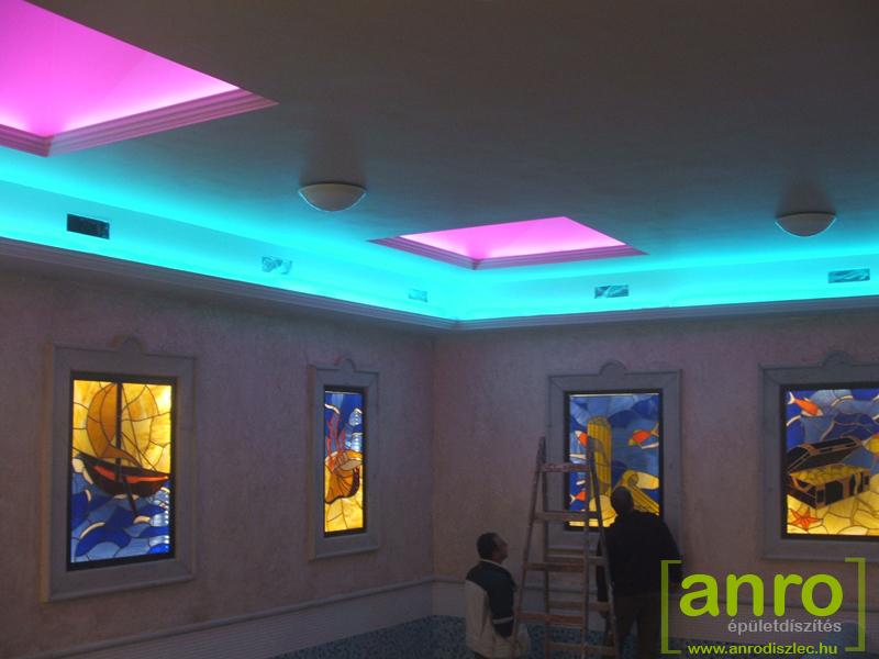 Led világítás lakásban