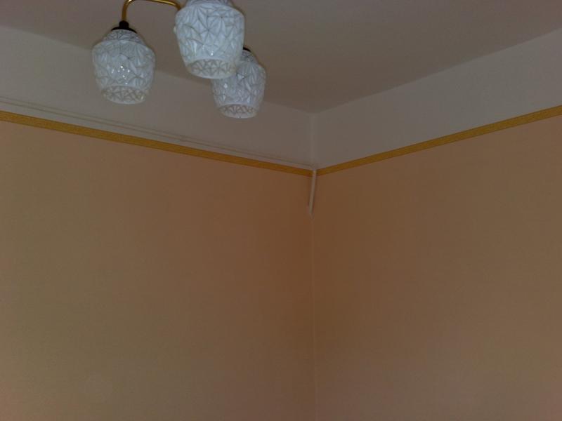 Vert fal javítása