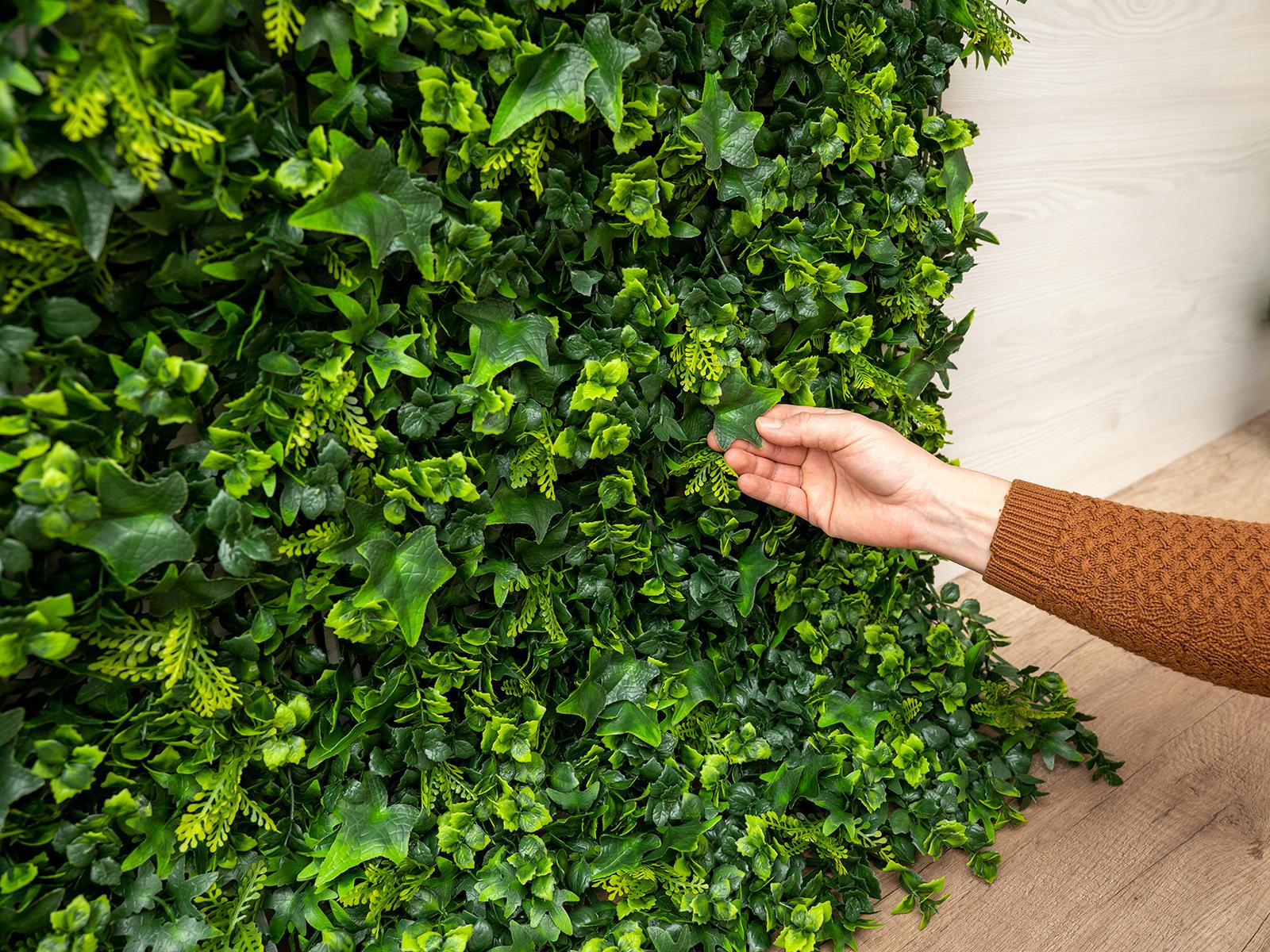 Az erdei növények hangulatával teszi szebbé otthonunkat a Vertical Forest.