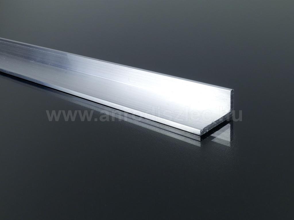 aluminium l profil led szalaghoz 20 mm x 10 mm r 390. Black Bedroom Furniture Sets. Home Design Ideas