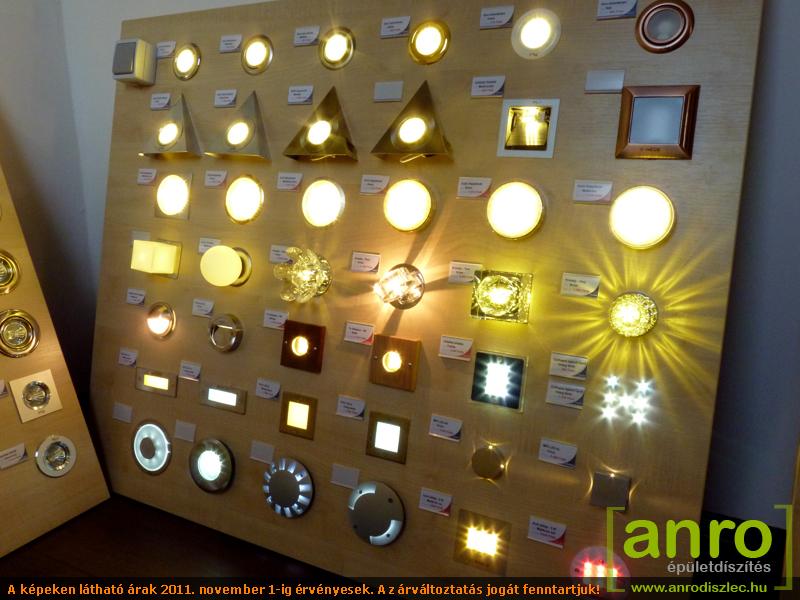 Kanlux Oldalfali lámpatest TAXI LED-9 fehér - Ár: 3 480 Ft ...
