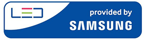 LED provided by Samsung: Samsung márkaprogram a minőségi Samsung ledekkel szerelt termékekért.