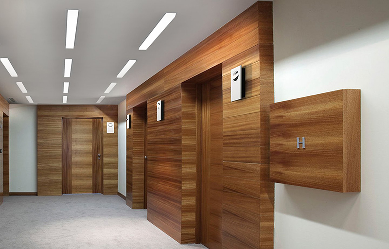 Desig LED panelek: Liearis hosszú és vékony LED világítás