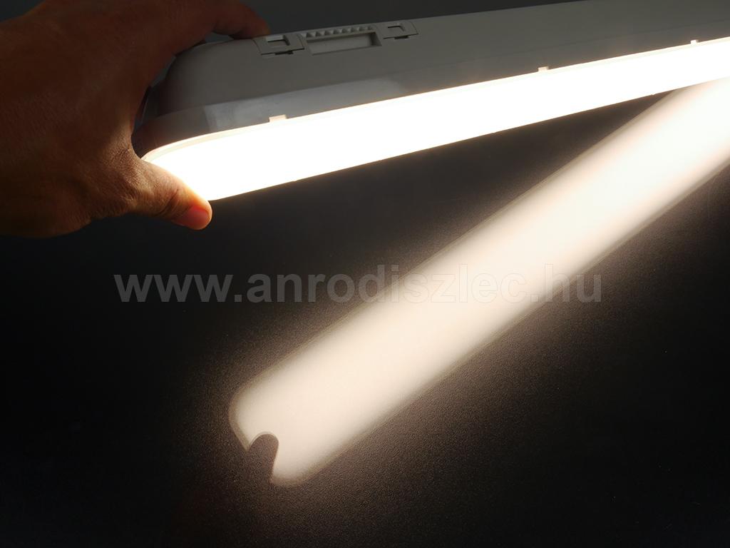 4000 kelvines természetes fehér fényű Kanlux MAH lámpatest