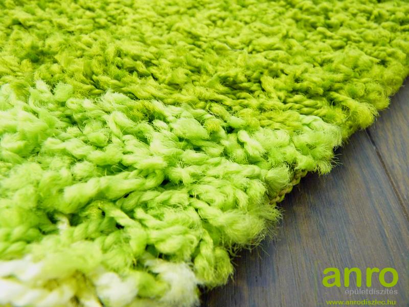 Függöny Center Shaggy szőnyeg 3 cm-es, (628) Zöld 80x150 cm - Ár: 8 688 Ft - Szőnyeg - Díszléc ...