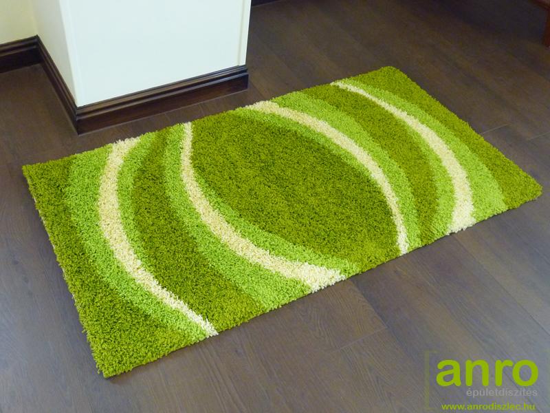 Függöny Center Shaggy szőnyeg 3 cm-es, (628) Zöld 160x220 cm - Ár: 25 435 Ft - Szőnyeg - Díszléc ...