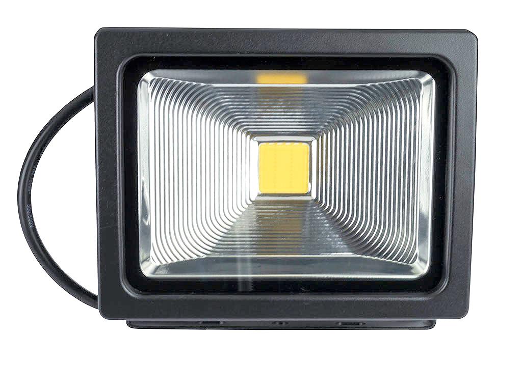 v tac led reflektor 20 watt 120 meleg feh r fekete. Black Bedroom Furniture Sets. Home Design Ideas