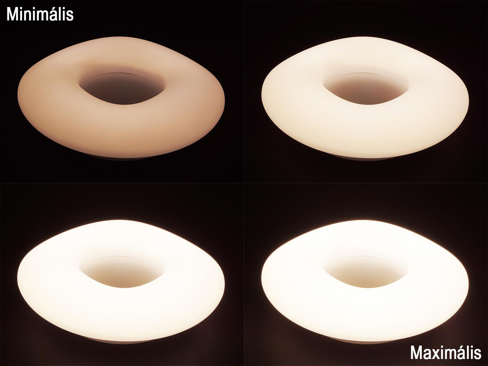Állítható színhőmérsékletű mennyezeti LED lámpa VTAC 3966
