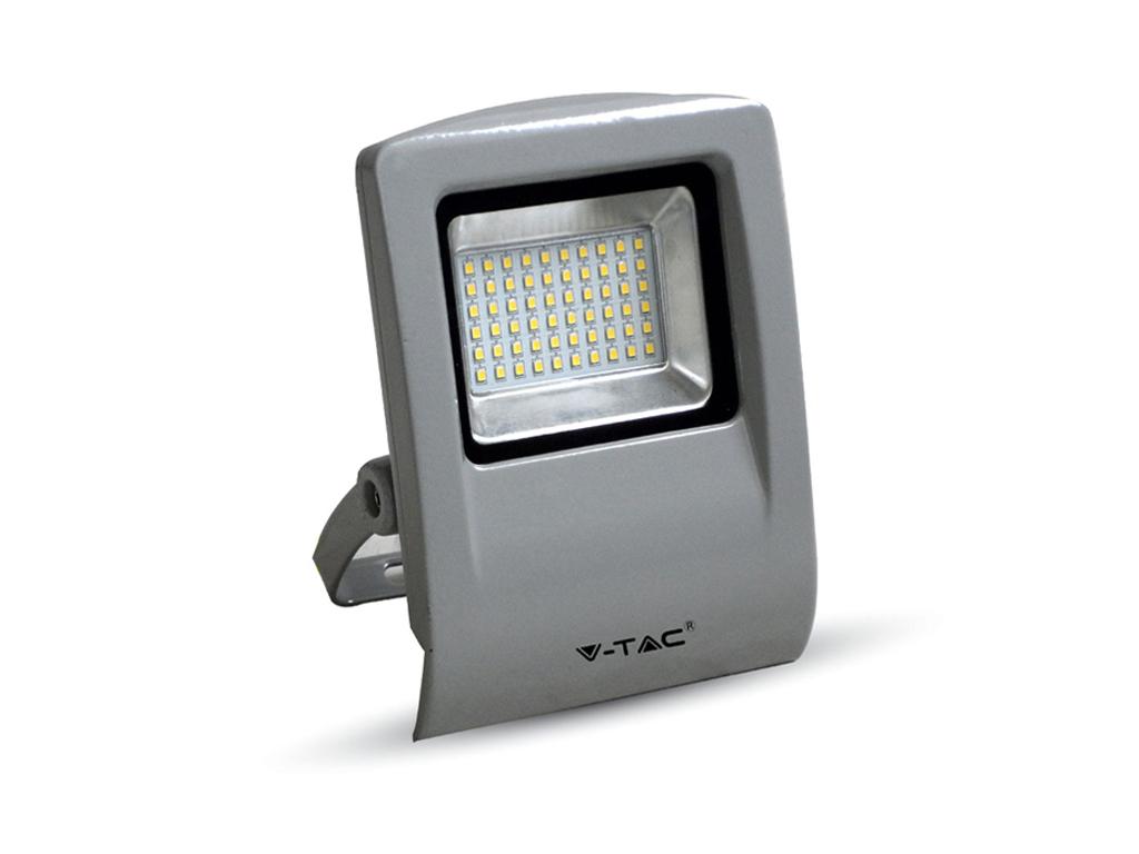 v tac slim led reflektor 20 watt 100 sz rke h z. Black Bedroom Furniture Sets. Home Design Ideas