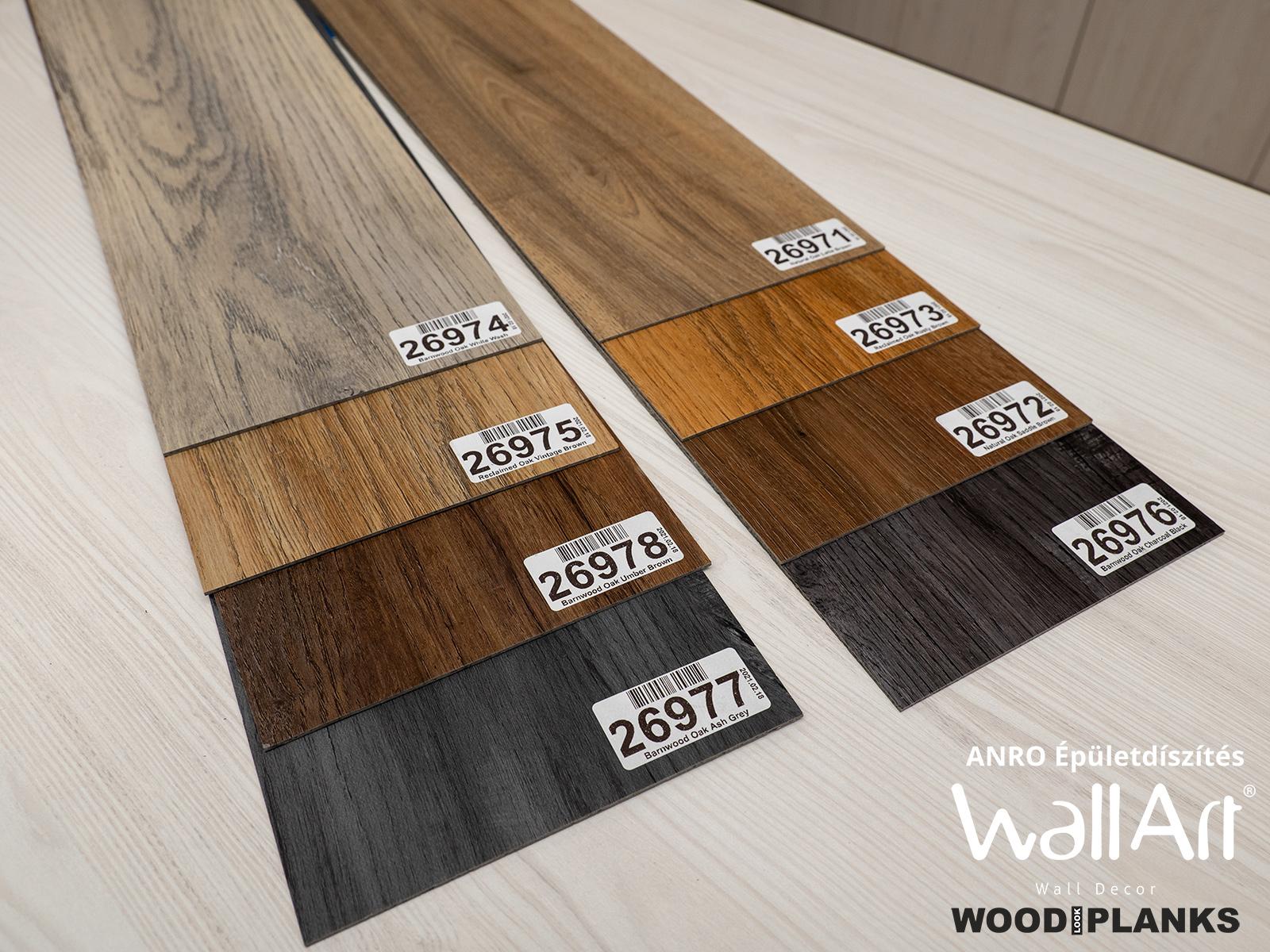 Jelenleg 8-féle fa mintázatból lehet választani!