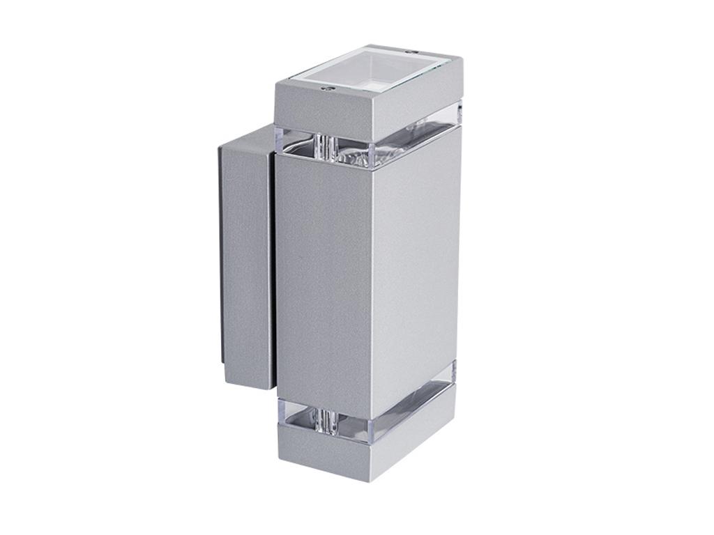 Kanlux Zew 235J-GR kültéri lámpa GU10 foglalattal - szürke - Ár: 8 ...