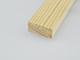 Gyalult fa négyszögléc - fa barkácsléc, skandináv fenyőből (10x20mm)