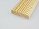 Gyalult fa négyszögléc - fa barkácsléc, skandináv fenyőből (10x45mm)